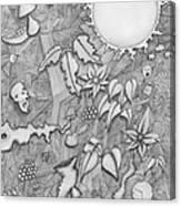 Brain Surgery Canvas Print