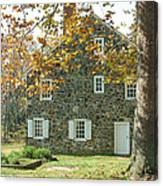 Brandywine House Canvas Print