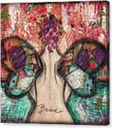 Brave Soul Canvas Print