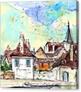 Bray Sur Seine 02 Canvas Print