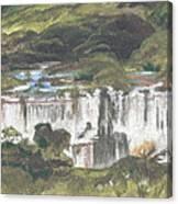 Brazil 4 Canvas Print