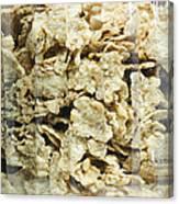Breakfast Cereals Canvas Print