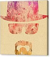 Breaking Bad - 6 Canvas Print
