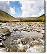Breamish Valley   Canvas Print