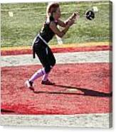 Breast Cancer Games 7403 Canvas Print