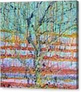 Breathe - Tree Of Life 4 Canvas Print