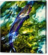 Breathing Water Canvas Print