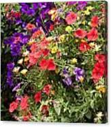 Breckenridge Bouquet Canvas Print