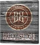 Breckenridge Brewery Canvas Print