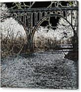 Brecksville Bridge Canvas Print