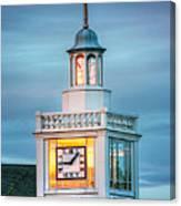 Brecksville Clock Tower Canvas Print