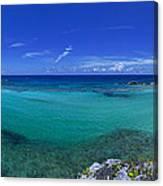 Breezy View Canvas Print