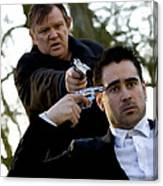 Brendan Gleeson and Colin Farrell @ In Bruges Canvas Print