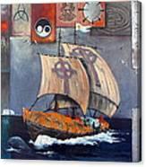 Brendan Voyage Canvas Print