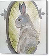 Brer Rabbit Canvas Print