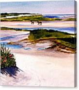 Brewster Ebb Tide Canvas Print