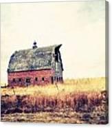 Brick Barn Ll Canvas Print