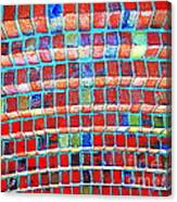 Brick Beauty Canvas Print