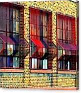 Bricks Canvas Print