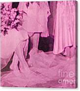 Bridal Pink By Jrr Canvas Print