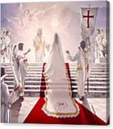 Bride Of Christ Canvas Print