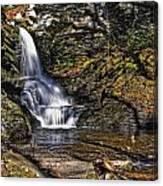 Bridesmaids Falls Canvas Print