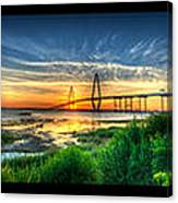 Bridge 3 Canvas Print