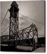 Bridge Again Canvas Print