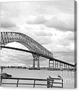Bridge II Canvas Print