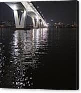 Bridge Korea Canvas Print