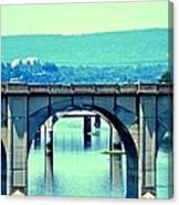Bridge Of Arches Canvas Print