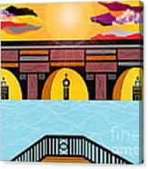 Bridge Of Hope Canvas Print
