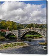 Bridge Of Swearing Canvas Print