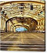 Bridge Span Canvas Print