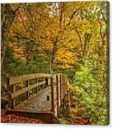 Bridge To Eden Canvas Print