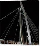 Bridge To The Keeper Canvas Print