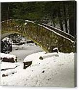 Bridge To Wonderland Canvas Print