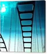Bridges To Heaven Canvas Print
