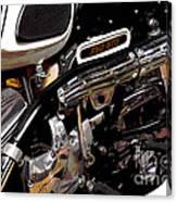 Bridgestone 1969 Canvas Print