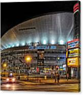 Bridgestone Arena - Nashville Canvas Print