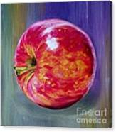Bright Apple Canvas Print