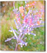 Bright Flower Canvas Print