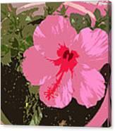 Bright Pink Canvas Print