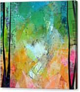 Bright Skies For Dark Days II Canvas Print