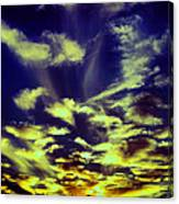 Bright Sky  Canvas Print