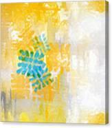 Bright Summer Canvas Print