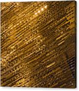 Brilliant Gold And Gems And Jewels Canvas Print