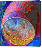 Brilliant Headlight Canvas Print