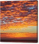Brilliant Skies Canvas Print