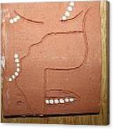 Brimful - Tile Canvas Print